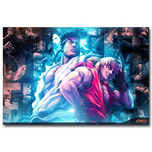 Buy Street Fighter V Art Silk Poster print 13x20 24x36inch Game Chun Li RYU Pictures Room Decor 045 for $4.91 in AliExpress store