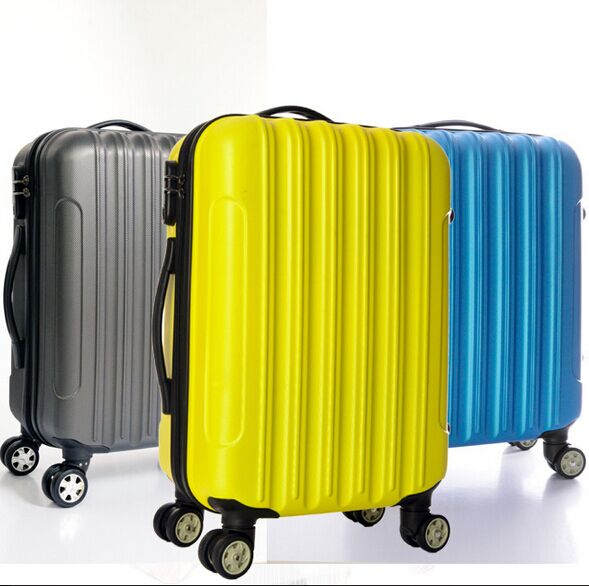 wholesale 2024 inches extrusion ABS Pull rod box PC-BB-014 Travel luggage suitcase creative Business Password Boarding box<br><br>Aliexpress
