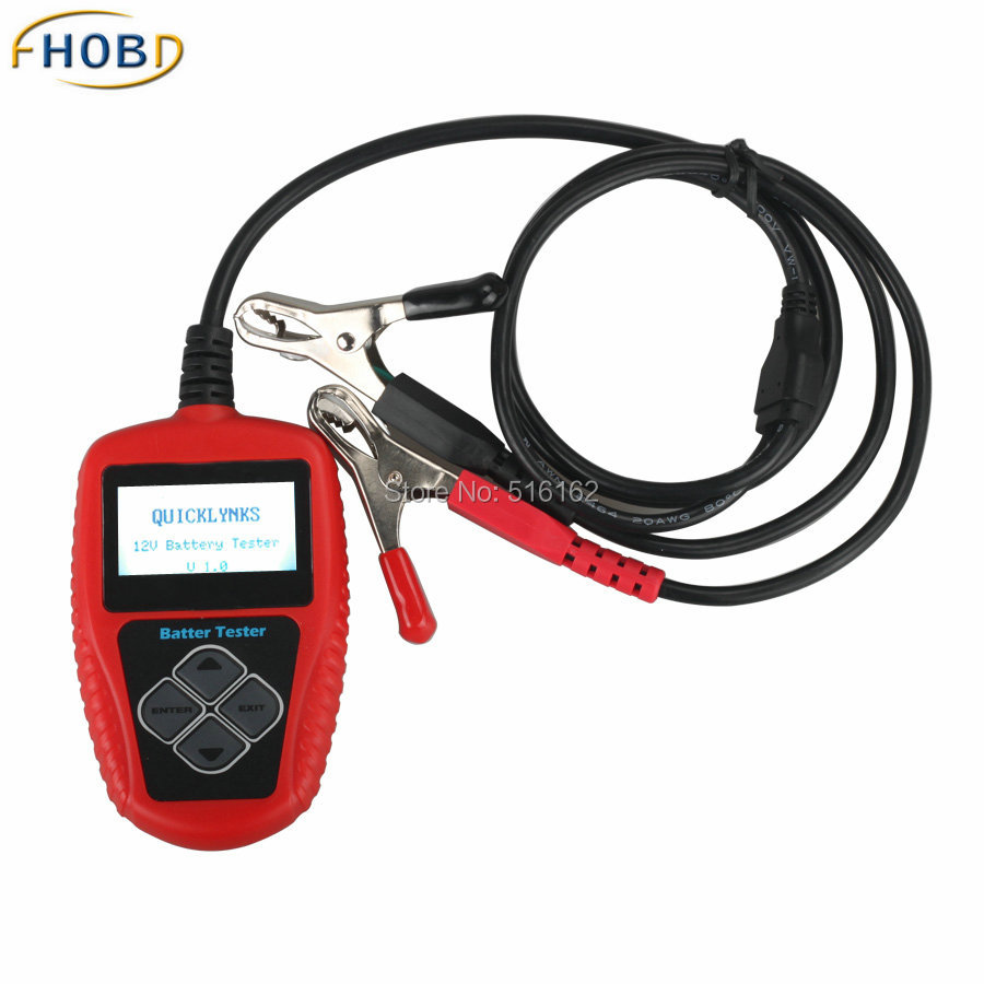 BA101 Automotive 12V Vehicle Car Auto Battery Tester Analyzer 100-2000CCA 220AH for Regular Flooded AGM GEL EFB(China (Mainland))
