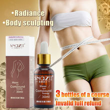100 Body Slimming Powerful Natural burning slimming essential oil anti cellulite thin waist slimming cream lose
