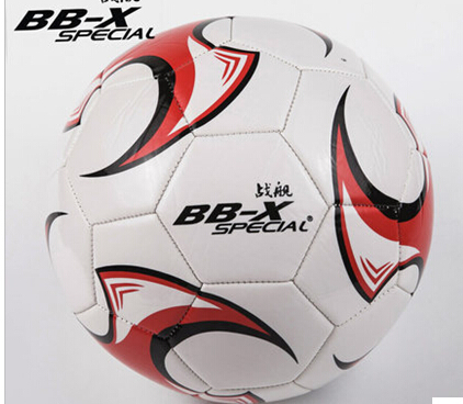 Genuine adult on the 5th football PU 11-a-side soccer game ball training(China (Mainland))