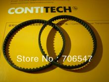 Free Shipping10pcs 260 GT2 6 3d printer belt closed loop rubber GT2 timing belt  260-GT2-6 Teeth 130 Length 260mm width 6mm