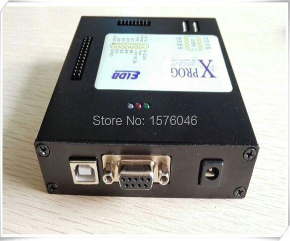 Novel Item & Lastest Version Xprog 5.55 Xprog Box 5.55 X-prog M Box V5.55 ECU Programmer X Prog v5.55(China (Mainland))