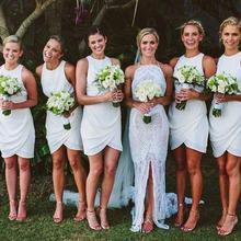 Short Bridesmaid Dress 2016