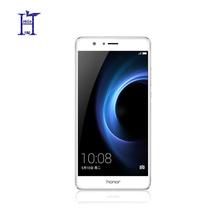 In stock 100% New Original Huawei Honor V8 5.7 inch Mobile Phone Android 6.0 Kirin 950 Octa Core 4GB RAM 32G ROM VR Glass 12.0MP(Hong Kong)