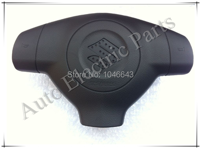 Car Air Bag Covers For Suzuki Swift SX4 Airbag Cover Steering Wheel Emblem Suzuki Logo