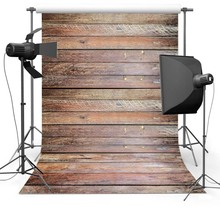 1.5×2.2M Thin vinyl fabric computer Printed photography background wood floor photo backdrops for photo Studio Floor-614
