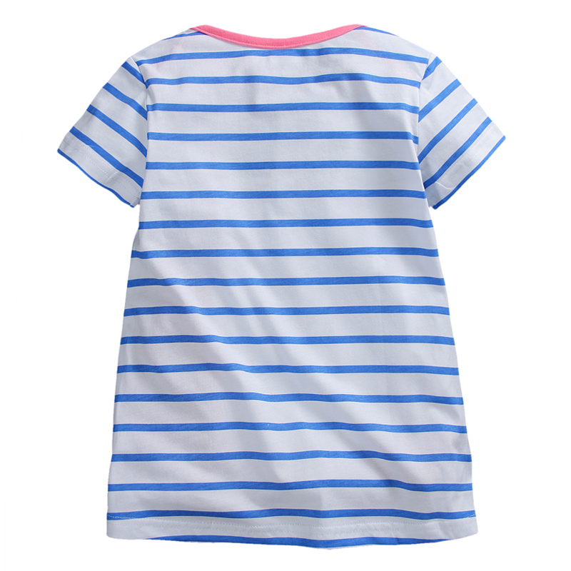 Summer baby girls dress,kids cotton dress,striped dress,cute cartoon patches,3 colors collection,next clothing style (1-6 yrs)(China (Mainland))