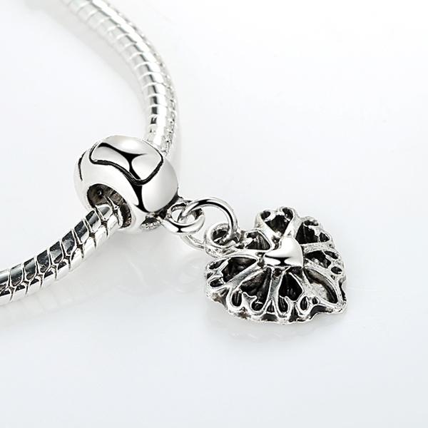 Bamoer 925 Pandora PA5255 кольцо pandora 925 silverring charm