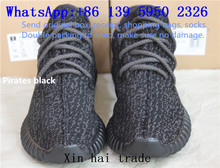 Free to send 2016 new PU  version & black yezzys qualidade 350  men and women. Gray. Green. Yellow. Casual shoes size 5-12.5(China (Mainland))