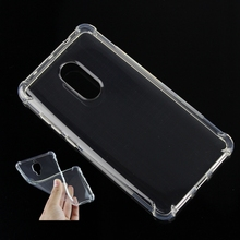 Buy Soft TPU Silicone Rubber Transparent Clear Strong Shockproof Cover Case Xiaomi Redmi Note 4 Note4 / Redmi Pro Phone Cases for $1.49 in AliExpress store