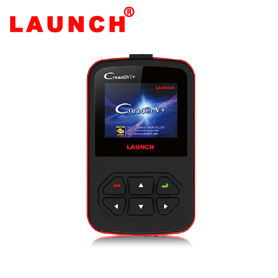 100% Original LAUNCH CReader V+ OBDII Code Reader Advanced CReader V Plus Free Online Update + Multi-Language(China (Mainland))