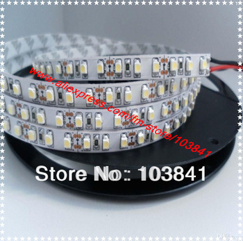 High quality 2 years warranty Non Waterproof Cold White/warm white/red/blue/green/ yellow 3528 SMD Led Strip 300 LEDs/Roll