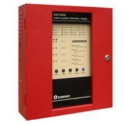Conventional Fire Alarm Control Panel | 4 zones modules Max. 100 detectors input | Sound output, Supervisory Form-A Relay Output