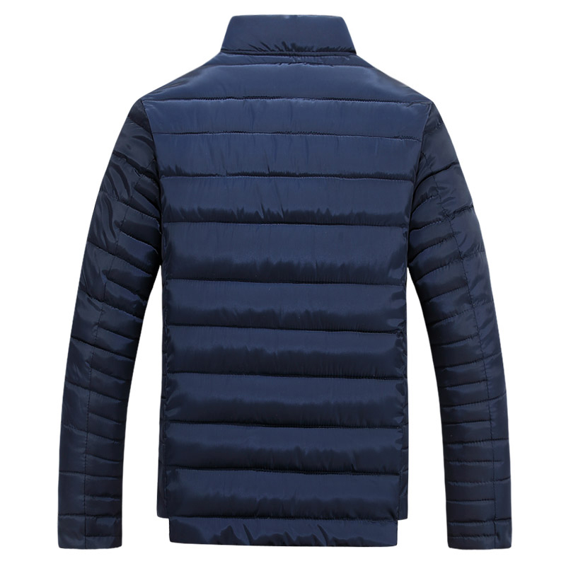 2015 winter fashion clothes Male Fashion Winter Coat Men Casual Patchwork Warm Parka Plaid Overcoat plus
