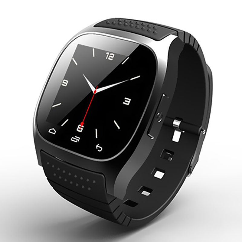 Original M26 Bluetooth Smart Watch luxury wristwatch Rwatch smartwatch with Dial SMS Remind Pedometer for Android Samsung phone(China (Mainland))