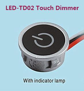 hot 3way dimmers 12v touch led dimmer for led lighting. Black Bedroom Furniture Sets. Home Design Ideas