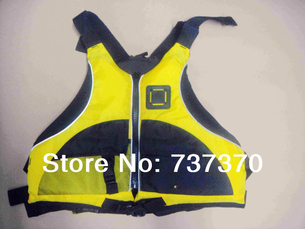New Kayak Life Jacket With SOLAS Standard Adult size one size fits all, marine life jacket, buoyancy aids, life jacket(China (Mainland))