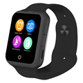 Heart rate monitor smart watch anti explosion camera reloj inteligente built in temperate sensor uv monitor