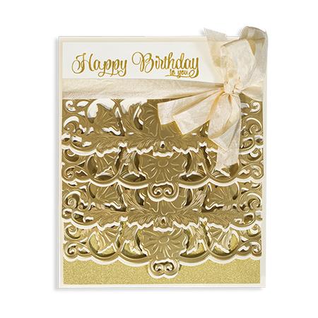 Scrapbook Album DIY metal die cutting machine jams card template decorative flowers die rattan DXS4585(China (Mainland))