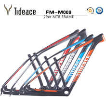 2016 bicycle 29er carbon frame Chinese MTB carbon frame 29er 27.5er carbon mountain bike frame 650B disc carbon mtb frame 29(China (Mainland))