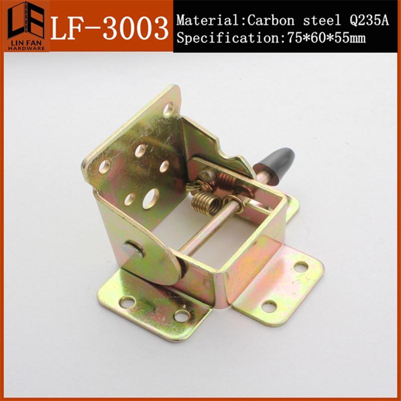 Manufacturer supply 90 degrees self-lock folding table legs hinge(China (Mainland))