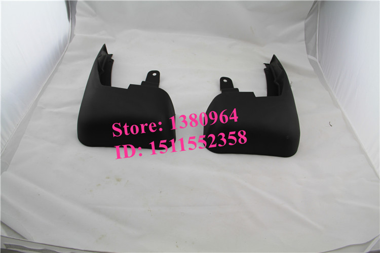 Free Shipping ABS Mudguard Mud Flaps Splash Guard Fender mudguards Suitable FOR Subaru Forester 2013 2014(China (Mainland))