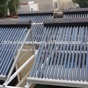 20 tubes heat pipe pressure solar collector(China (Mainland))