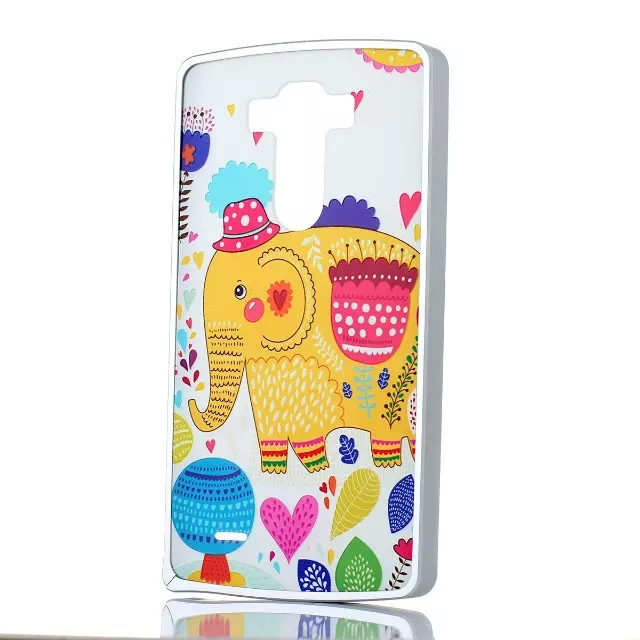 2015 13 designs G3 Luxury Top Quality Aviation Aluminum Metal Frame + PC Back Cover 2 in 1 Combo phone case for lg G3(China (Mainland))