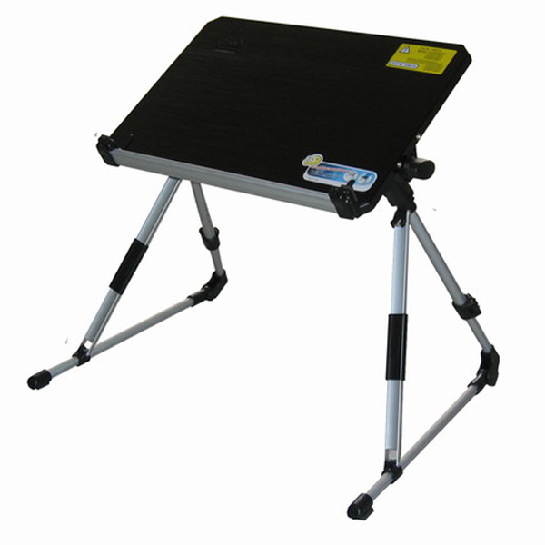 adjustable height portable computer desk