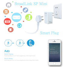 Smart Home automation Switch Smart Socket Broadlink SP Mini Smart Remote Control Socket Power Plug Wifi Wireless Timer Control