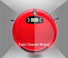 Мокрый и сухой голос робот пылесос ( ( развертки, швабра, стерилизовать ), расписание, 2 боковая щетка, самореген, против падения