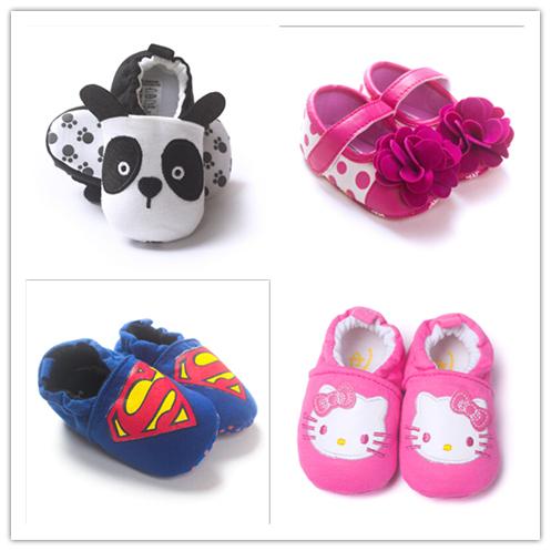 Branded Newborn Toddler Barefoot Sandal Shoes Fashion Infant Toddler Anti-slip Infant Shoes Footwear Baby Moccasins Retail#01(China (Mainland))