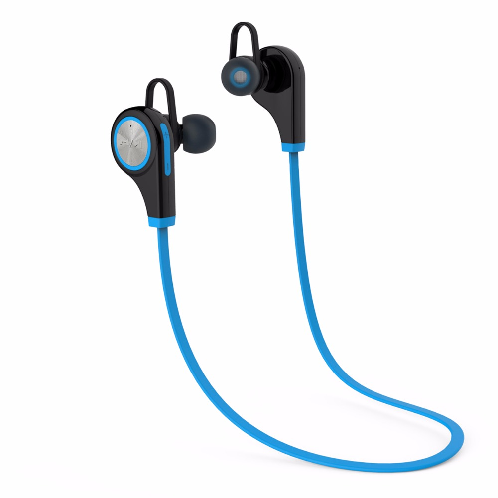 Bluetooth Earphone Wireless Sports Headphones Headset Running Music Stereo Earbuds Handsfree with Mic for Xiaomi Samsung