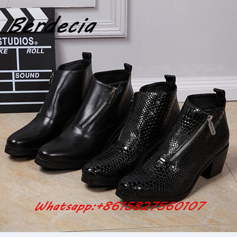 Online Get Cheap Mens Winter Dress Boots -Aliexpress.com | Alibaba ...