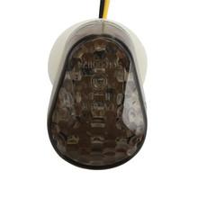 Vehicle Car-styling Motorcycle Bike LED Turn Signals Amber Indicator Light Flasher DC12V