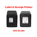 GP 2120T Thermal Barcode label printer for supermarket and vendor can print receipt impressora multifuncional