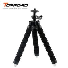 Mini Tripod Flexible Camera Tripod Flexible Leg for Gopro Digital Camera and Phone Gopro Mount Adapter for Gopro Hero 3