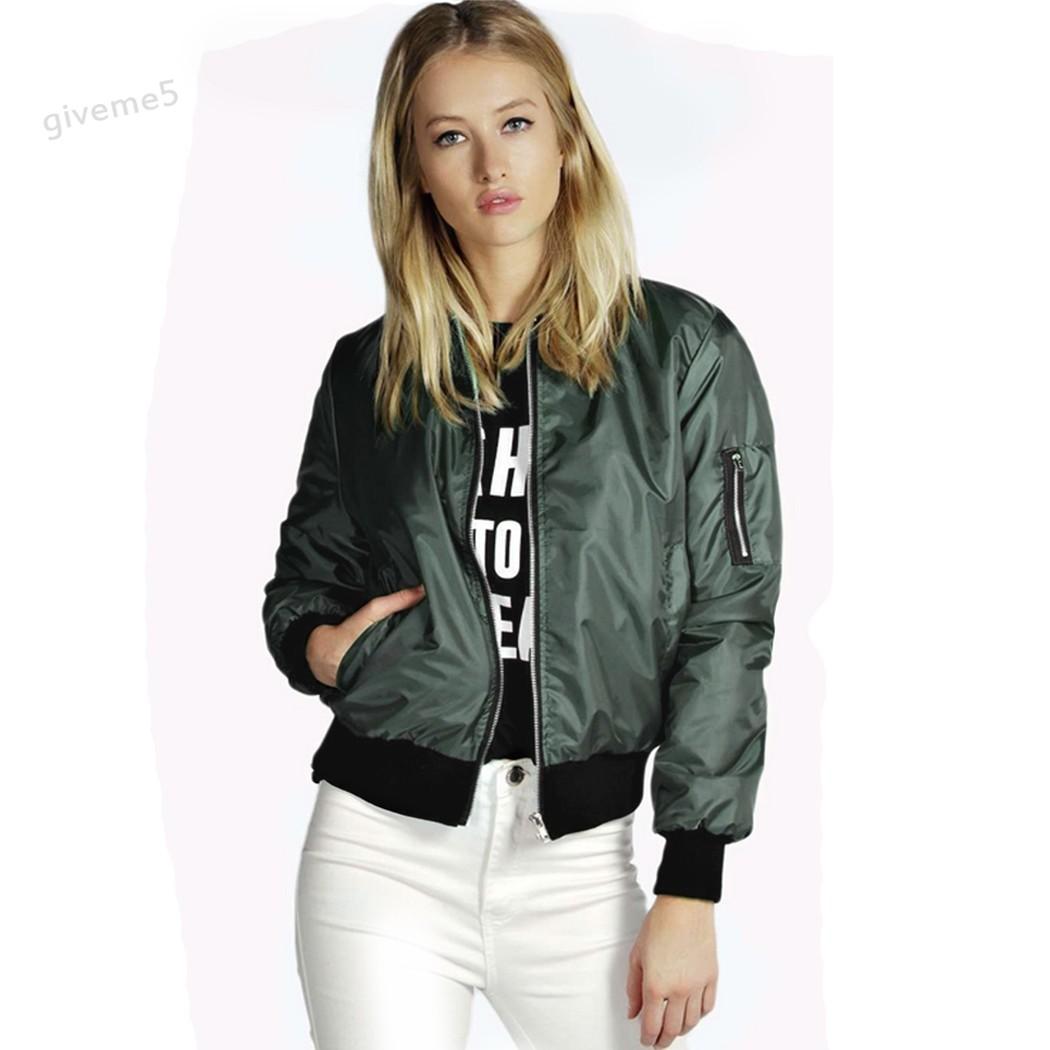 Green bomber jacket female – Modern fashion jacket photo blog