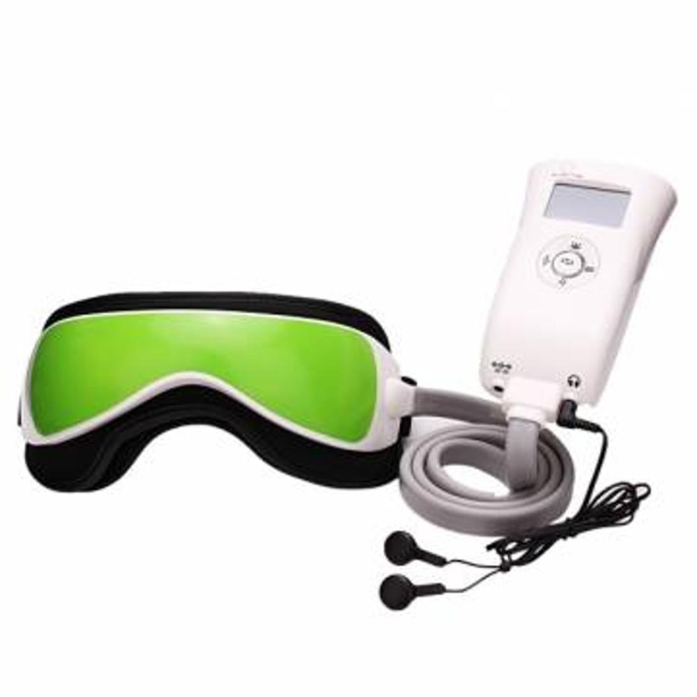 Electronic air pressure facial massager