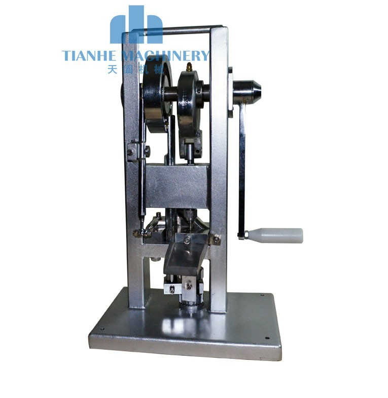 tablet press machine TDP-0 / mini type 20KG Manual pressing/ pill press/ pressing - SHANGHAI TIAN HE MACHINERY EQUIPMENT CO.,LTD. store