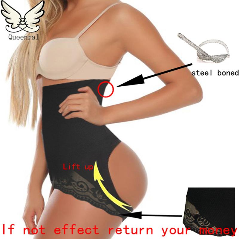 butt lifter hot body butt lifter shaper with tummy control women booty lifter panties Sexy shapewear underwear butt enhancer(China (Mainland))