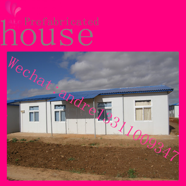 Light steel prefab house modular home hotel shop construction prefabricated office house(China (Mainland))