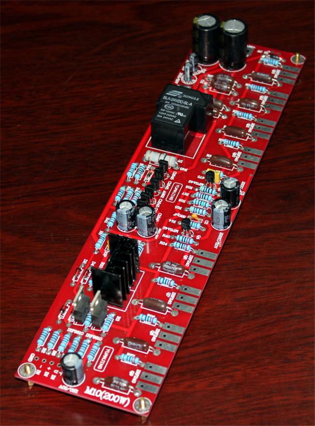 YJ +/-34VDC M10 IRFQ9610 1.0 channel power amplifier board 10W<br><br>Aliexpress