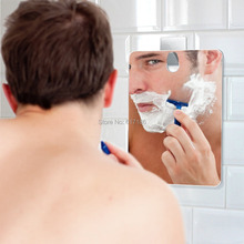 Shower Shaving Shave Fogless Mirror Bathroom Fog Free Makeup Reflection Glass(China (Mainland))