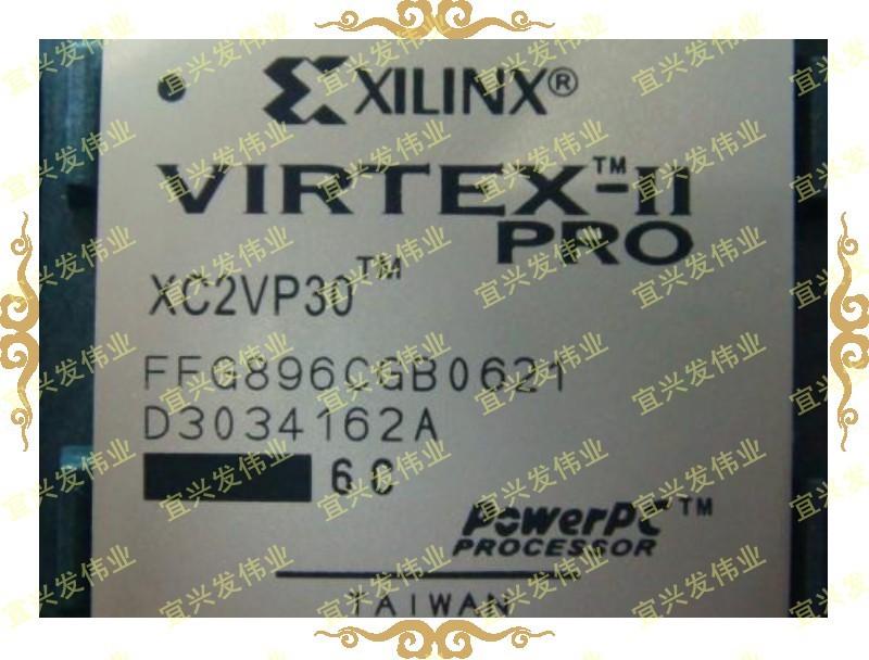 Здесь можно купить  Free Shipping  XC2VP30-6FFG896C in stock  Электронные компоненты и материалы