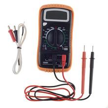 Buy Multifunction Digital Multimeter Temperature Tester Ammeters Voltmeter Ohmmeter Electrical Diagnostic Tool for $14.89 in AliExpress store