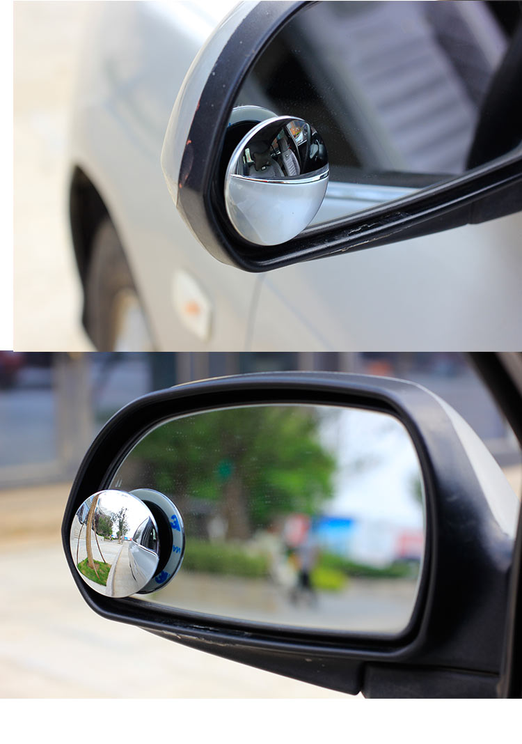 Small round mirrors for crafts - Small Circle Mirrors Craft Rearview Mirror Small Round Mirror Blind Spot Mirror Wide Angle Lens