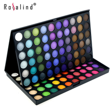 Rosalind Eyes Makeup Beauty Professional 120 Color Eyeshadow Eye Shadow Cosmetics Makeup Palette Set E120#5(China (Mainland))