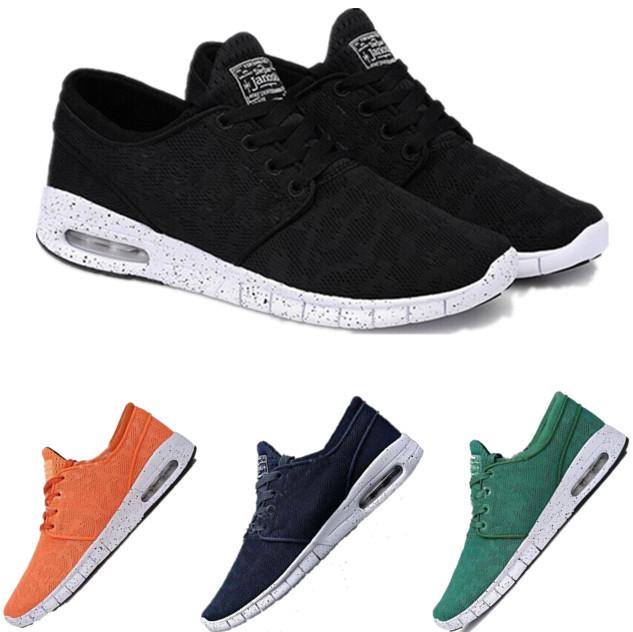 2015 Free shipping + wholesale / retail fashion SB Stefan Janoski Max men's Fashion Sneakers Women's Fashion shoes size: 36 -45(China (Mainland))